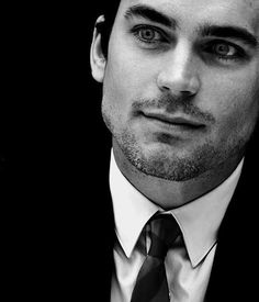 Matt Bomer...  ok maybe a good Christian Grey... but I dont see the Dom in his eyes.... but he had sexy eyes..