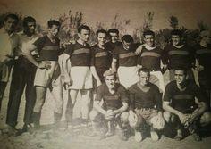 Il 16 settembre 1945 si giocò la partita di anziani contro giovani presso il campo sportivo Banditori.