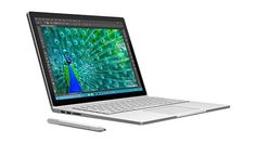 Surface Book 2 is the most powerful Surface laptop ever; built with power and versatility to be a laptop, tablet, and portable studio all-in-one. Macbook Pro, Tim Cook, Gaming Notebook, Touch Screen Laptop, Microsoft Surface Pro 4, Microsoft Corporation, Best Laptops, Tablets, Card Reader