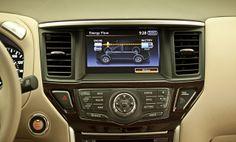 #NissanPathfinder Interior