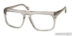 Suzy Glam Eyewear: Rocks This Town in Smoke (Also available in Smoke Matte, Timber and Timber Matte)