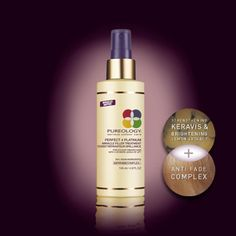 This is perfect for blondes and highlighted hair.  Helps the hair to recover up to 78% of the strength lost during chemical lightening.