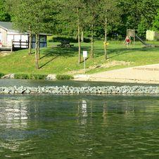 Hillebachsee Niedersfeld - Badebucht
