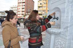 Foto Galeri - Osmanlı çeşmesinden şerbet akacak