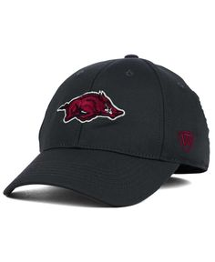 Top of the World Arkansas Razorbacks Ncaa Alliance Gray Cap