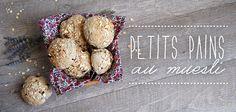 Blog Cuisine & DIY Bordeaux - Bonjour Darling - Anne-Laure: Petits Pains au Muesli