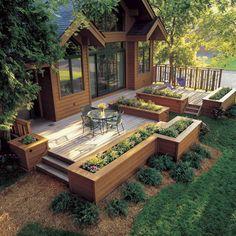healthy living tips fitness program near me today Concrete Patios, Wooden Patios, Concrete Backyard, Pergola Design, Backyard Patio Designs, Patio Ideas, Balcony Ideas, Backyard Layout, Deck Ideas For Backyard