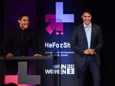 It reminded people of everything they don't like about this prime minister in 280 flippant characters — an impulsive, arrogant, profligate friend of the stars Trevor Noah, Justin Trudeau, Politics, Education, People, Teaching, Training, Educational Illustrations, People Illustration