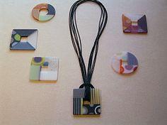 Jewelry exhibition Fujita Emi glass