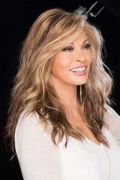 Longing for Long by Raquel Welch Wigs - Lace Front, Monofilament Top Wig