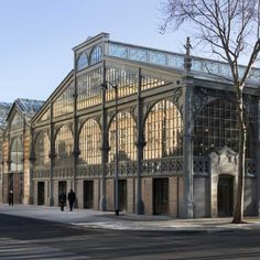 The new Carreau du Temple in Paris by Studio Milou Architecture