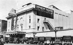 from vanished splendor ii a 1921 renovation made it the orpheum