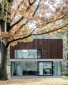"""3,633 Me gusta, 10 comentarios - Home Designs & Luxury Villas (@elegantlife) en Instagram: """"House M! By: CAAN Architecten. Thomas de Bruyne"""""""