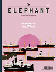 Elephant is a quarterly magazine on contemporary art and visual culture. Featuring up-to-the-minute visual material, fresh faces and original voices, the magazine covers and uncovers new trends and talent in contemporary visual culture. Magazine Images, Cool Magazine, Magazine Design, Magazine Wall, Ideas Magazine, Magazine Cover Layout, Magazine Front Cover, Magazine Covers, Editorial Layout