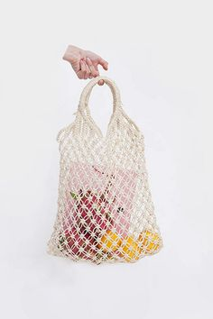 Grocery String Bag Black | Crafting, Spring sale and Bags