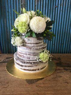 Cakes By Natasha Willunga - naked cake