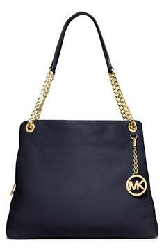 MICHAEL Michael Kors  Jet Set Chain  Leather Shoulder Bag  eef28efd36b60