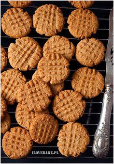 Ciastka z masłem orzechowym #peanut #cookies