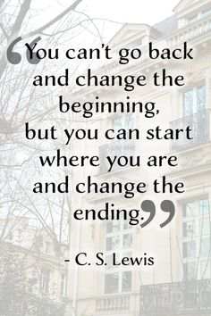 A Good Quote - Editorial Edits, C. S. Lewis, inspirational quotes, quotes about life