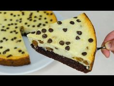 Pasca cu ciocolata si branza - reteta video - JamilaCuisine Easter Pie, No Cook Desserts, Cakes And More, Bread Baking, Cheesecakes, Food To Make, Cooking Recipes, Yummy Food, Sweets