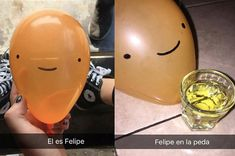 La amistad de esta chica con un globo se convirtió en un dramón digno de la 'Rosa de Guadalupe' Cool Stuff, Funny, Stickers, Twitter, Funny Animal Jokes, Funny Jok, Pranks, Funny Humour, Funny Parenting