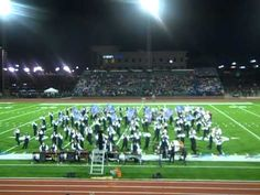 """""""Clockworks"""" Peach State Marching Band Competition in GA. We won the whole thing!"""