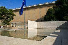 L.Mies Van der ROHE - GERMAN Pavilion in Barcelona, Spain