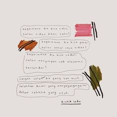 Reminder Quotes, Self Reminder, Mood Quotes, Art Quotes, Life Quotes, Quotes Lucu, Quotes Galau, Sad Love, Love Life