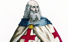 Jacques de Molay, Grand Master of the Knights Templar, was burnt at the stake in 1314, and his heirs hold the Vatican responsible.