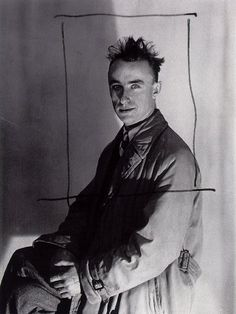 Yves Tanguy, 1936 by Man Ray.
