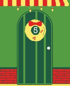 Day 8 - Find me under the mistletoe ;