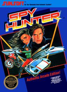 Sunsoft's retro arcade port Spy Hunter for the Friday Night Rentals. #gaming #gamer