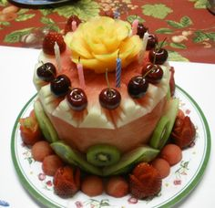 Watermelon Cakes Phung Nguyen