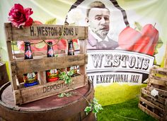 Henry Westons. Credit: 3 Amigos Photography