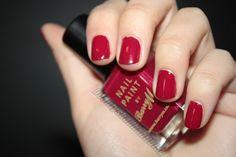 Ra-ra-raspberry! Barry M nail paint