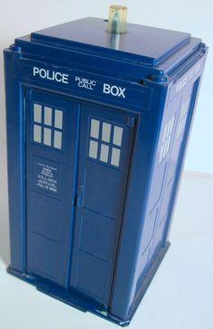 DAPOL TARDIS in the USA!! REALLY WORKS! | eBay