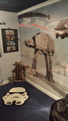 #starwars #bedroom