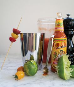 Best Bloody Mary Recipe EVER!