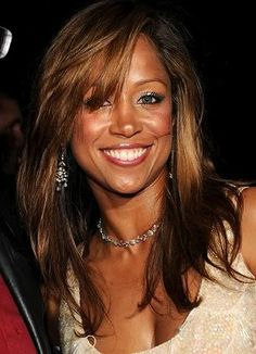 Check out production photos, hot pictures, movie images of Stacey Dash and more from Rotten Tomatoes' celebrity gallery! Stacey Dash, Celebrity Hairstyles, Cool Hairstyles, Celebrity Measurements, Afro, Meagan Good, Best Hair Straightener, Single Women, Single Ladies