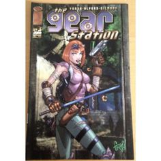 The Gear Station #3 Image Comic Book £1.00