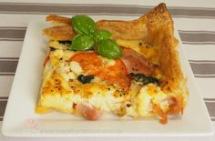 Lorraine who? Quiche Jody is the only quiche you'll eat now! Even Jody's Quiche hating hubby loved it! It's a little bit naughty but oh so nice…