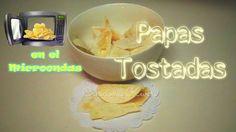 Patatas o papas tostadas en el microondas | Cocinar en casa es facilisimo.com