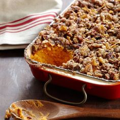 9 Best-Ever Casseroles for a Potluck Thanksgiving | Food & Wine