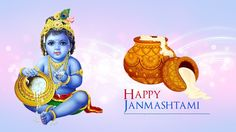 God Krishna Happy Janmashtami Wallpaper   Famous HD Wallpaper