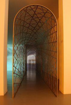 Fivefold tunnel • Artwork • Studio Olafur Eliasson