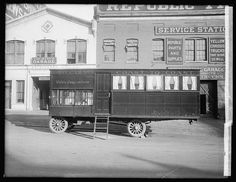 5 Vintage RVs and Motorhomes - Old Photo Archive - Vintage Photos and Historical Photos