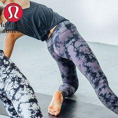 綺麗な絞り柄のレギンス! 可愛いだけじゃなくて機能性もGood! #buyma #バイマ #yoga #ヨガ