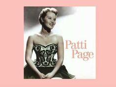 Mockin' Bird Hill~ ★Patti Page