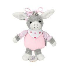 Buy Cheap Sterntaler Spielzeug Spirale Mobile Mit Rassel Emmi Esel Baby