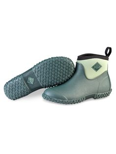 Gardening Boots - Waterproof Pull On Ankle Boots - Womens Muckster II
